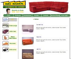 muebles oromana sevilla: